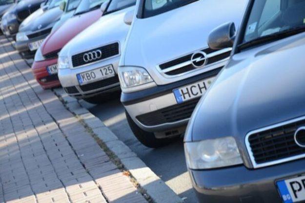 Питання зі старими автомобілями з європейськими номерами вирішено!