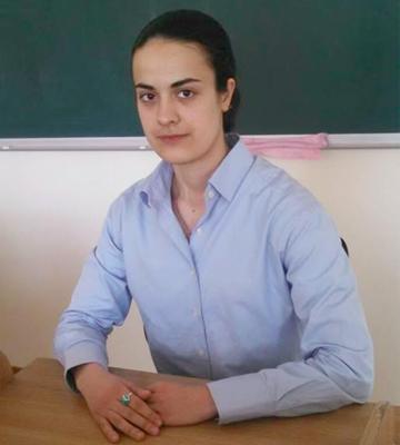 Гасанова Конюль